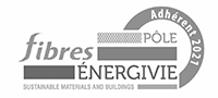 Logo Pole Fibres Energivie