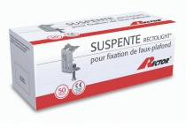 1 boite suspente rectolight rector